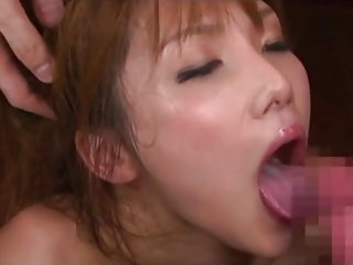 Submissive Japanese Gagging asian cumshots asian swallow japanese chinese