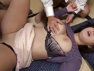 Astonishing sex scene Creampie incredible only here