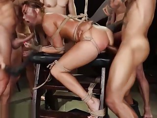 Crazy xxx movie Group Sex just for you